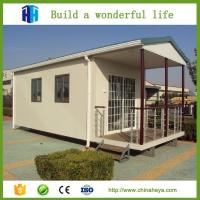 Wholesale HEYA 2 bedroom modular homes prefab house designs Africa 58.19m2 from china suppliers