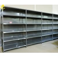 Wholesale Grain Oil Display Racks For Markets Dark Gray Color Large Storage Space from china suppliers