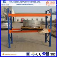 China warehouse beam rack heavy duty rack pallet rack with requested color or galvanized on sale