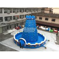 Wholesale 0.55mm PVC Tarpaulin Inflatable Climbing Toys , Blow Up Climbing Obstacle Course from china suppliers