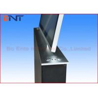 Quality 15.6 Inch Retractable Screen LCD Monitor Lift With Hidden Equipment for sale