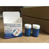 China Glucose Test Meter/Glucose Monitor Kits/Blood Glucose Meter on sale
