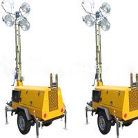 Quality MO-5659 Automatic Mobile Light Tower for sale