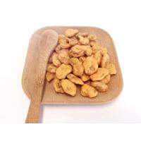 Wholesale Coated Fried Healthy Snack Foods Fava Broad Bean Chips With ISO from china suppliers