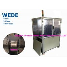 Buy cheap High Precision AC Rotor Cutting Machine , Auto Servo Motor Turning Machine from wholesalers