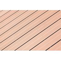 China 25mm Marine Dock Floor With WPC Decking / Floating Dock  Kaishin Band on sale