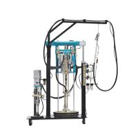 Buy cheap Two Component Sealant Extruder / Glass Processing Sealant Spreading Machine from wholesalers