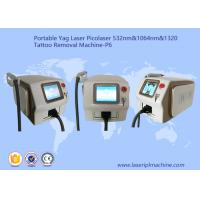 Picosecond Laser Tattoo Removal Equipment / Commercial Tattoo Removal Device for sale