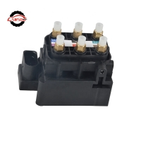 Wholesale 4Z7616013 Audi A6C5 A6C6 A8D3 4F0616013 Air Suspension Solenoid Valve Block from china suppliers