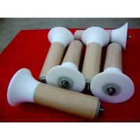 Wholesale UHMW-PE Cover Self Aligning Roller For Belt Conveyor Abrasion Resistant Side Guide Rollers from china suppliers