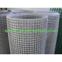 China 1/2 Electro Galvanized Welded Wiire Mesh Panels For Railway Fences Smooth Surface on sale