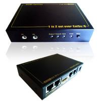 Wholesale HDMI Splitter 1x2 4k 3D over UTP from china suppliers