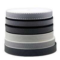 Wholesale Woven Design 20mm Sewing Edge Tape Polyester Pp Material Plate / Stripe Pattern from china suppliers