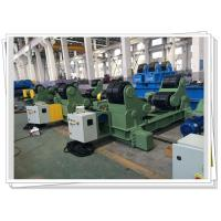 Buy cheap Remote Control Wind Tower Production Line Self Aligned Welding Rotator from wholesalers