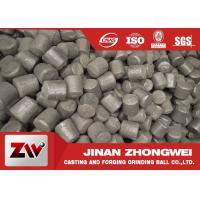 Wholesale High / Middle / Low Chrome Iron Grinding Cylpebs For Cement Plant and Power Station from china suppliers