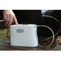 1L/min adjustable intelligent CE and ISO approved medical portable oxygen concentrator for sale