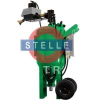 Wholesale Media Manual Dustless Sandblasting Machine Graffiti Cleaning Paint Removal from china suppliers