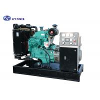 Open Type 60KW 75kVA Cummins Diesel Generator 3 Phase For Marine for sale