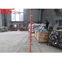 Wholesale Push Pull Acrow Props Building Construction Jack Post Q235 Steel Materials from china suppliers