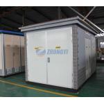 China ZBW Type Prefabricated Substation,mobile transformer substation,distribution transformer substation,power substation tra for sale