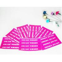 Wholesale Printable Self Adhesive Sticky Labels , Professional Custom Label Stickers from china suppliers
