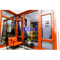 China 6063 -T5 Thermal Break Profile 2.0mm Thickness wood Clad aluminum Windows on sale
