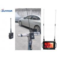 Wholesale 5km+ Low latency UHF COFDM Video Transmitter receiver for live broadcaset from china suppliers