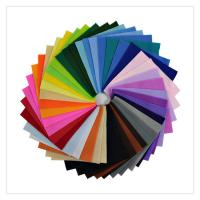 Wholesale needle punched 4mm nonwoven fabric 100% polyester felt fabric from china suppliers