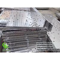 Wholesale Custom Made Perforated Aluminum Sheet For Outdoor Facade Cladding from china suppliers
