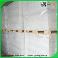 China Wholesale one side coated art paper 90gsm 100gsm 130gsm 157gsm on sale