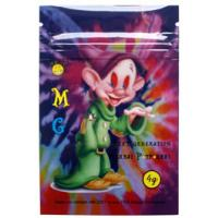 Wholesale SCOOBY SNAX herbal incense bags, herbal incense bags, Foil laminated bags, zipper bags from china suppliers