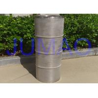 Wholesale Ballast Water Sintered Steel Filter , Stainless Steel Mesh Tube Filter from china suppliers