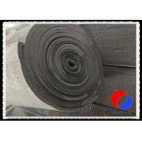 Wholesale 12MM Thickness Soft Graphite Felt PAN Based Felt For Industry Furnaces from china suppliers