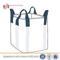 Wholesale Building bag,coated fabric pp bulk ton bag for packagign building material and chemical from china suppliers
