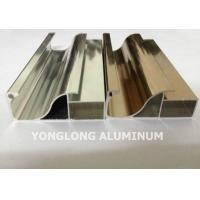 Wholesale 6m Normal Length Polished Aluminium Profile Environmental Protection from china suppliers
