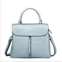 China Genuine Leather Handbag Lady Bags with Stone Pattern New Arrival Tote Bag on sale