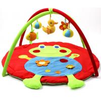 Wholesale Lovely Frog Baby Activity Gyms / Baby Kick And Play Gym Custom Made from china suppliers