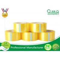 Wholesale Acrylic Adhesive Transparent BOPP Self Adhesive Tape 48mm x 66M For Carton Sealing from china suppliers