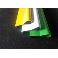 China Heat Insulation Aluminium Strip Ceiling Various Color / Sizes for sale