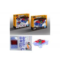 Wholesale 58 Pcs Electric Circuits Building Block Educational Toys DIY STERM Learning Kit from china suppliers