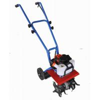 Wholesale 1.2HP Gasoline Tiller / Hand Tractor Walk Behind Manual Cultivator Tiller from china suppliers