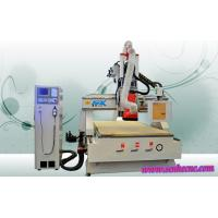 Wholesale Auta Tool change cnc router machine for wood ,plastic/acrylic ect nonmetal materials from china suppliers