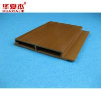 China Bathrooms WPC Wall Cladding / Exterior Plastic Wall Cladding For Kichens for sale