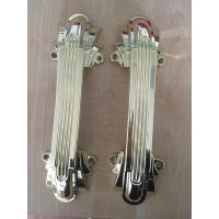 Wholesale European Style Plastic Coffin Handles Golden / Silver Or Copper Color from china suppliers
