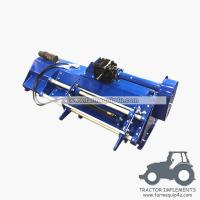 Wholesale EFGCH155 Tractor Mounted Flail Mower with Hammer blade from china suppliers