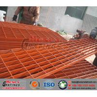 Buy cheap 6m Painted Steel Grating from wholesalers