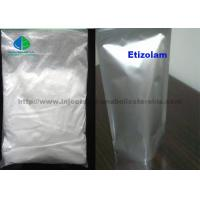Wholesale 99% Etizolam CAS 40054-69-1 Pharmaceutical Raw White Powder Materials For Local Anesthesia from china suppliers