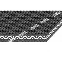 Wholesale PVK Industrial V Belts , Conveyor Rubber Drive Belts For Light Industry from china suppliers
