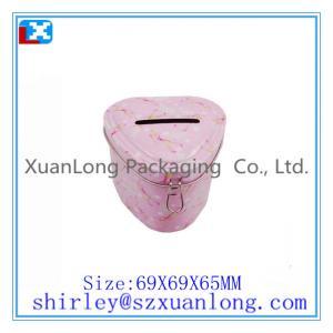Buy cheap Money Box/Saving Tins/Money Tin  www.xuanlongpackagingco.com from wholesalers