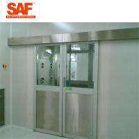Wholesale Automatic Sliding Door Cleanroom Air Shower System Tunnel With Custom Width from china suppliers